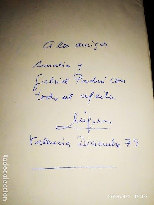 Libros antiguos: 1974 MIGUEL CARBONELL MAESTROS ACTUALES DE LA PINTURA ESCULTURA CATALANA 40 DEDICADO A PADRÓ UNICO - Foto 7 - 175512933
