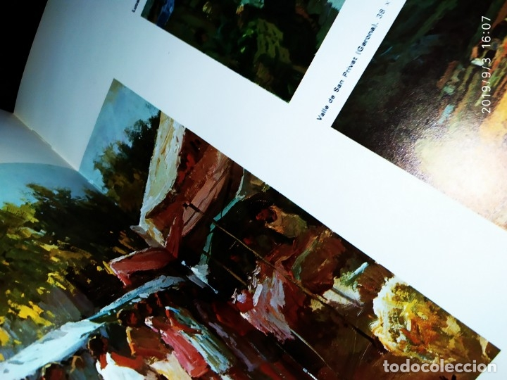 Libros antiguos: 1974 MIGUEL CARBONELL MAESTROS ACTUALES DE LA PINTURA ESCULTURA CATALANA 40 DEDICADO A PADRÓ UNICO - Foto 13 - 175512933
