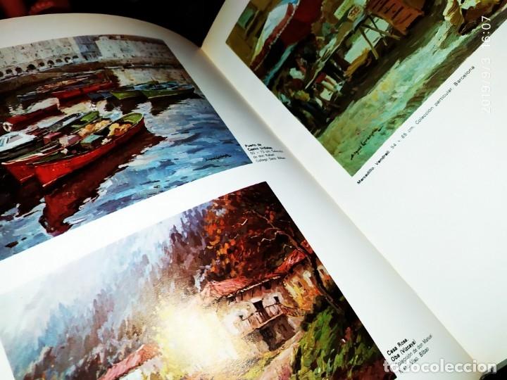 Libros antiguos: 1974 MIGUEL CARBONELL MAESTROS ACTUALES DE LA PINTURA ESCULTURA CATALANA 40 DEDICADO A PADRÓ UNICO - Foto 15 - 175512933