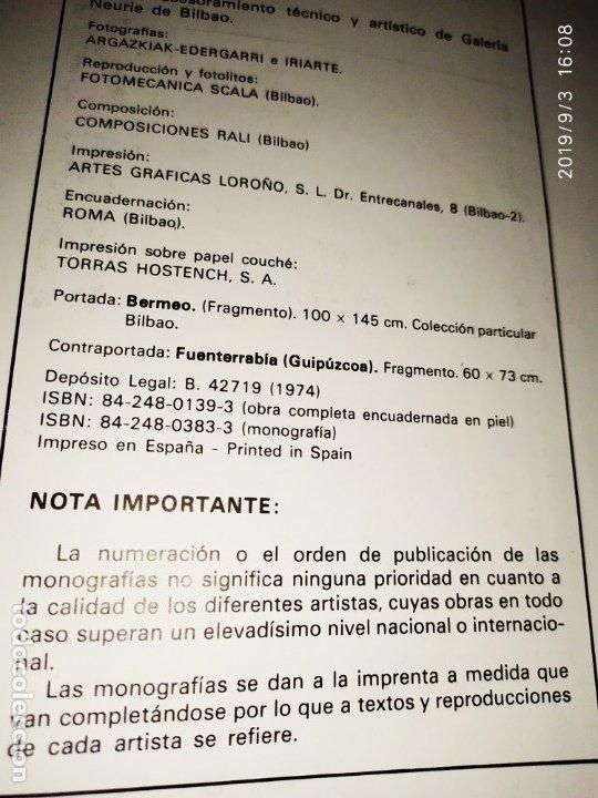 Libros antiguos: 1974 MIGUEL CARBONELL MAESTROS ACTUALES DE LA PINTURA ESCULTURA CATALANA 40 DEDICADO A PADRÓ UNICO - Foto 16 - 175512933