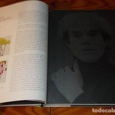 Libros antiguos: ANDY WARHOL . LA MÀQUINA QUE MIRA. ARCADI CALZADA .FUNDACIÓ CAIXA GIRONA . 1ª EDICIÓ 2006 .. Lote 295309373