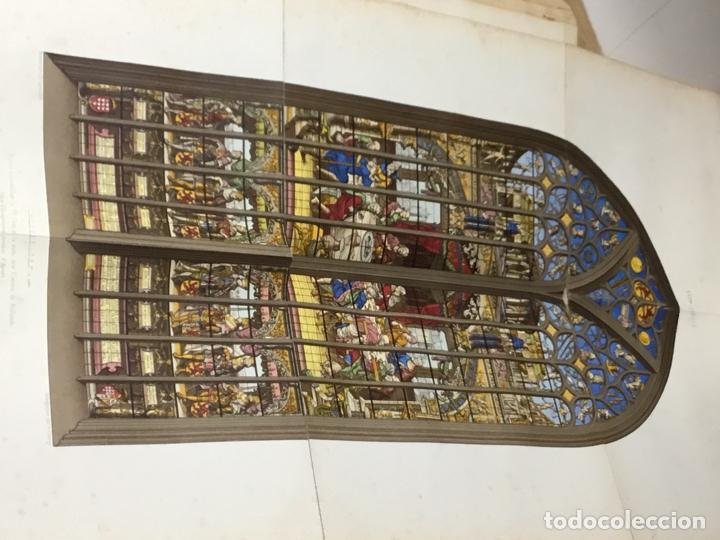 Libros antiguos: HISTORIA DE LA PINTURA SOBRE CRISTAL. ESPECIALMENTE EN BÉLGICA. EDMOND LÉVY. BRUXELLES. - Foto 11 - 176142124