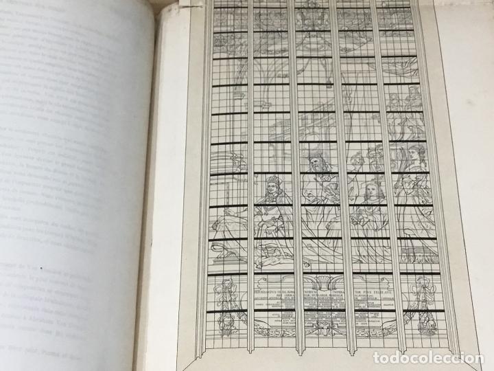 Libros antiguos: HISTORIA DE LA PINTURA SOBRE CRISTAL. ESPECIALMENTE EN BÉLGICA. EDMOND LÉVY. BRUXELLES. - Foto 13 - 176142124