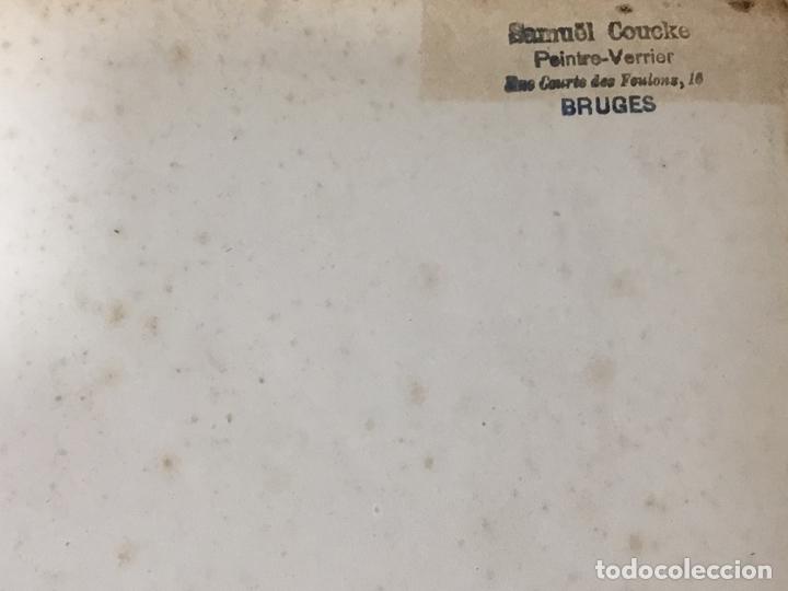 Libros antiguos: HISTORIA DE LA PINTURA SOBRE CRISTAL. ESPECIALMENTE EN BÉLGICA. EDMOND LÉVY. BRUXELLES. - Foto 18 - 176142124