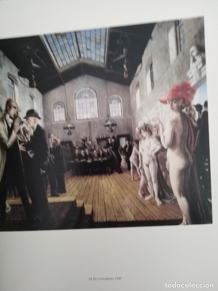 Libros antiguos: Delvaux - Catálogo exposición 1998 - Foto 3 - 176274269