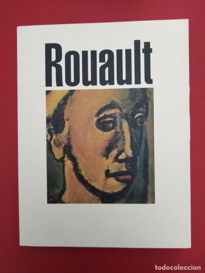 ROUAULT , LIBRO CATALOGO EXPOSICION CELEBRADA EN 2004 (Libros Antiguos, Raros y Curiosos - Bellas artes, ocio y coleccion - Pintura)