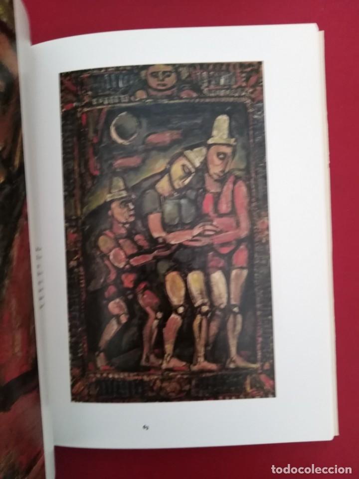 Libros antiguos: Rouault , libro catalogo exposicion celebrada en 2004 - Foto 2 - 176274795