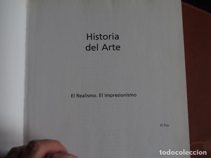 Libros antiguos: El Realismo y El Impresionismo - Foto 3 - 176937028