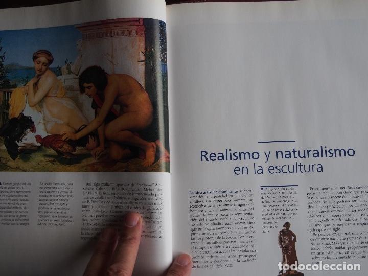 Libros antiguos: El Realismo y El Impresionismo - Foto 6 - 176937028