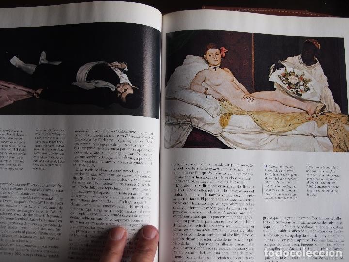Libros antiguos: El Realismo y El Impresionismo - Foto 8 - 176937028