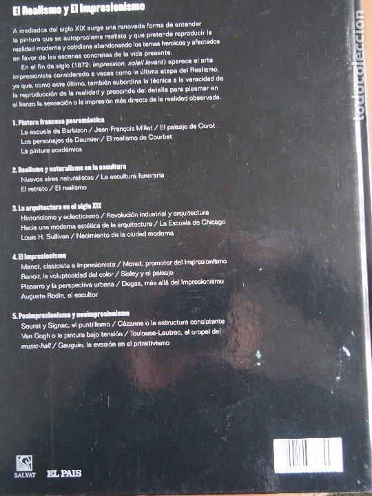 Libros antiguos: El Realismo y El Impresionismo - Foto 10 - 176937028