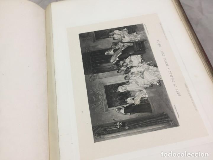 Libros antiguos: LÉxpositions des Beaux-Arts (Salon de 1880). Ed. Ludovic Baschet. Paris, 1880 Fotograbados Francés - Foto 6 - 178816967