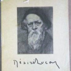 Libros antiguos: DÉSIRÉ - LUCAS. NOTES ET SOUVENIRS, PARÍS, A. LAHURE IMPRIMEUR, 1938. Lote 178892052