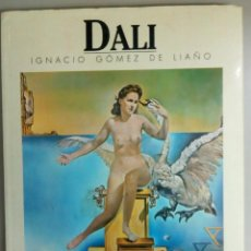 Libros antiguos: DALI, LES GRANDS MAITRES DE L'ART CONTEMPORAIN, EM FRANCES, ALBIN MICHEL, AÑO 1983, L11884. Lote 179323158