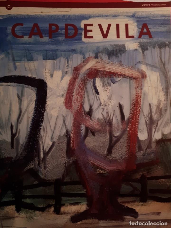 CAPDEVILA. EXPOSICIÓ ANTOLÒGICA (Libros Antiguos, Raros y Curiosos - Bellas artes, ocio y coleccion - Pintura)