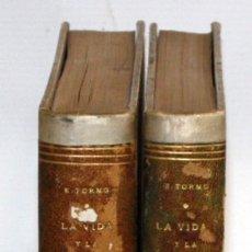 Libros antiguos: LA VIDA Y LA OBRA DE FRAY JUAN RICCI. 2 TOMOS POR ELIAS TORMO Y MONZO. MADRID, 1930. Lote 181924965