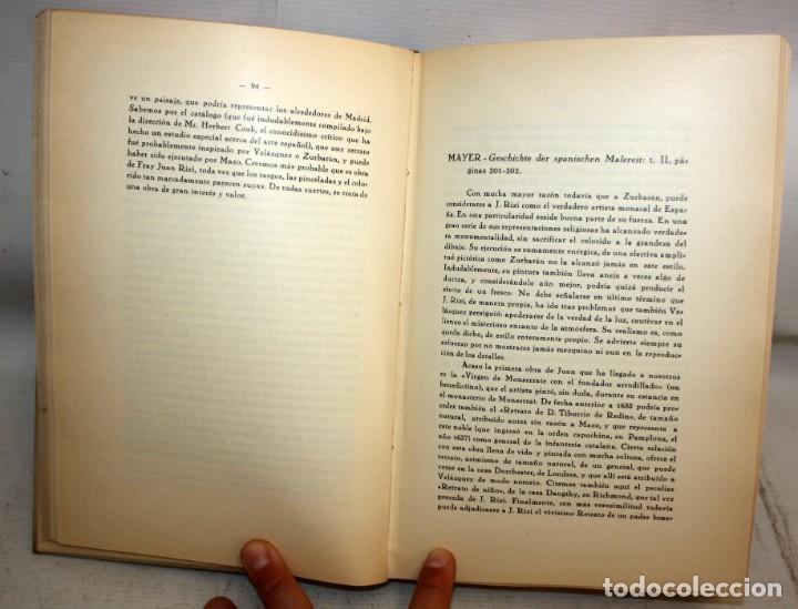 Libros antiguos: LA VIDA Y LA OBRA DE FRAY JUAN RICCI. 2 TOMOS POR ELIAS TORMO Y MONZO. MADRID, 1930 - Foto 8 - 181924965