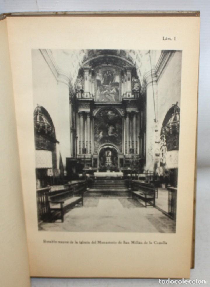 Libros antiguos: LA VIDA Y LA OBRA DE FRAY JUAN RICCI. 2 TOMOS POR ELIAS TORMO Y MONZO. MADRID, 1930 - Foto 9 - 181924965