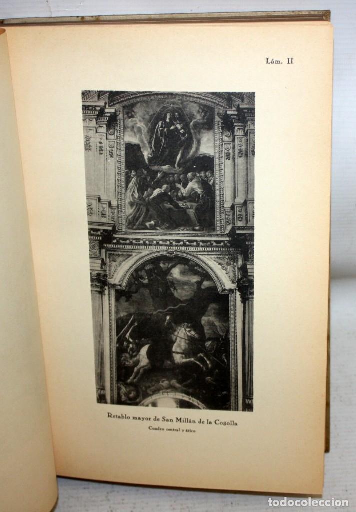 Libros antiguos: LA VIDA Y LA OBRA DE FRAY JUAN RICCI. 2 TOMOS POR ELIAS TORMO Y MONZO. MADRID, 1930 - Foto 10 - 181924965