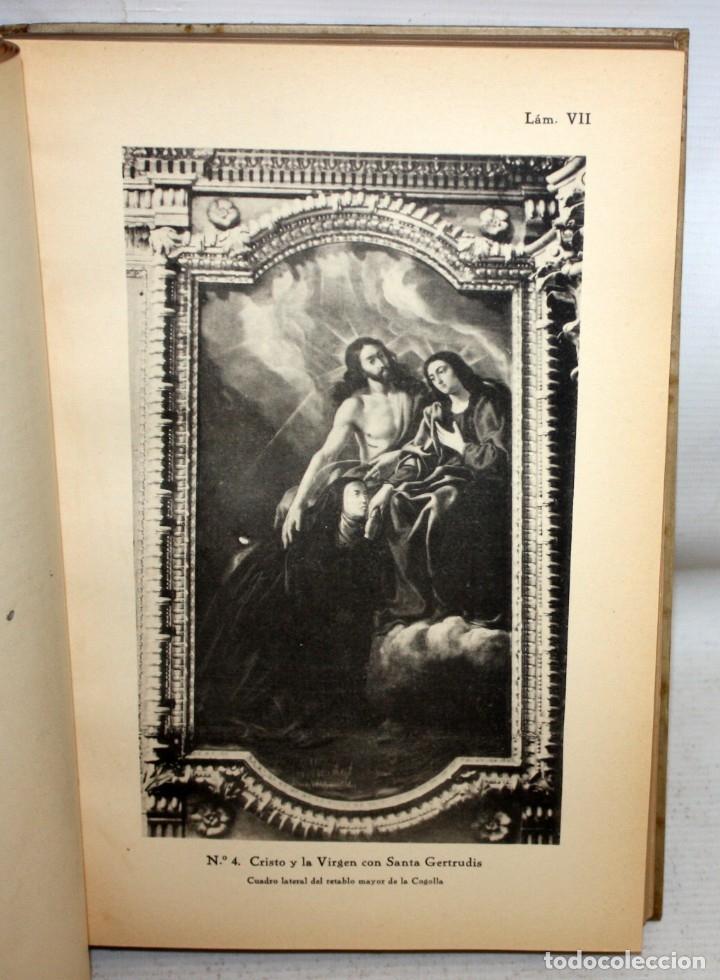 Libros antiguos: LA VIDA Y LA OBRA DE FRAY JUAN RICCI. 2 TOMOS POR ELIAS TORMO Y MONZO. MADRID, 1930 - Foto 11 - 181924965