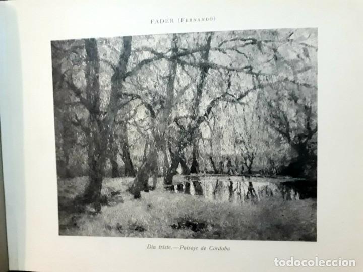 Libros antiguos: Collection Emile Lernoud 1924 gran álbum fotos originales Diaz del Peña Fader Corot Bonnat Steinlen - Foto 13 - 182041670