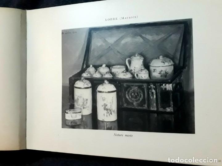 Libros antiguos: Collection Emile Lernoud 1924 gran álbum fotos originales Diaz del Peña Fader Corot Bonnat Steinlen - Foto 15 - 182041670