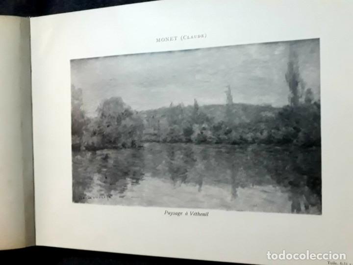 Libros antiguos: Collection Emile Lernoud 1924 gran álbum fotos originales Diaz del Peña Fader Corot Bonnat Steinlen - Foto 17 - 182041670