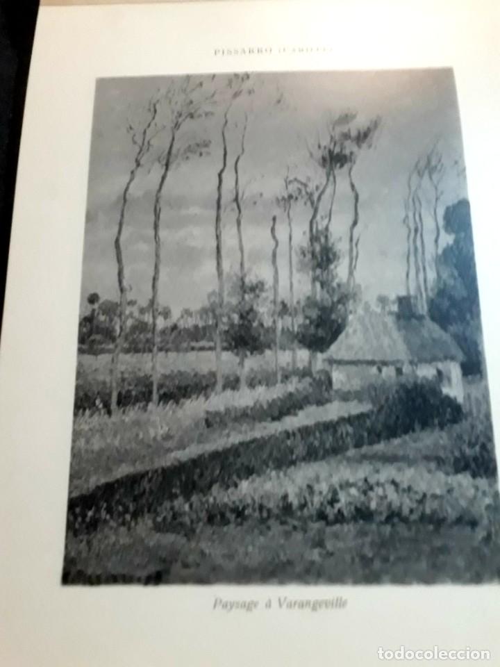 Libros antiguos: Collection Emile Lernoud 1924 gran álbum fotos originales Diaz del Peña Fader Corot Bonnat Steinlen - Foto 20 - 182041670