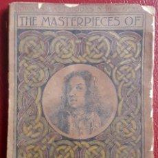 Libros antiguos: THE MASTERPIECES OF WATTEAU. Lote 182346285