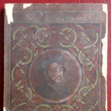 Libros antiguos: THE MASTERPIECES OF CORREGGIO. Lote 182347807
