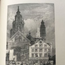Libros antiguos: GALLERY OF BRITISH ENGRAVINGS - 1865. Lote 182682570