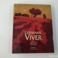 Libros antiguos: GERMANS VIVER - VV.AA. - CAIXA DE TERRASSA / LUNWERG. Lote 183278740