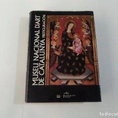 Libros antiguos: PREFIGURACIÓN DEL MUSEU NACIONAL D'ART DE CATALUNYA ( MNAC ) - LUNWERG. Lote 183279735