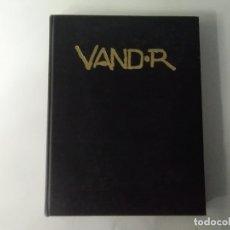 Libros antiguos: VANDOR - EJEMPLAR Nº 82 DE 100 - CON LÁMINAS - ESPAÑOL/INGLÉS - CÍRCULO DE ARTISTAS DE CANCÚN. Lote 183280985