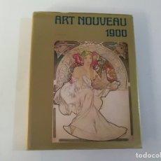 Libros antiguos: ART NOUVEAU 1900 - PETR WITTLICH - PREFACE PIERRE- ANDRÉ TOUTTAIN - GRÜND. Lote 183281622