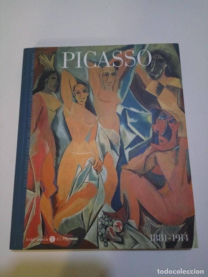 LIBRO DE PICASSO, PRIMERA ETAPA (1881-1914) (Libros Antiguos, Raros y Curiosos - Bellas artes, ocio y coleccion - Pintura)