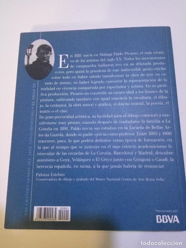 Libros antiguos: Libro de Picasso, primera etapa (1881-1914) - Foto 3 - 183540901