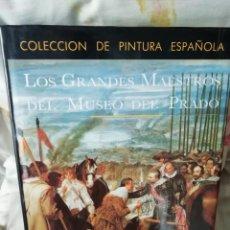 Libros antiguos: LOS GRANDES MAESTROS DEL MUSEO DEL PRADO. Lote 183997066
