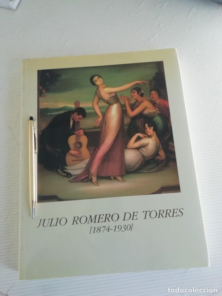 JULIO ROMERO DE TORRES (Libros Antiguos, Raros y Curiosos - Bellas artes, ocio y coleccion - Pintura)