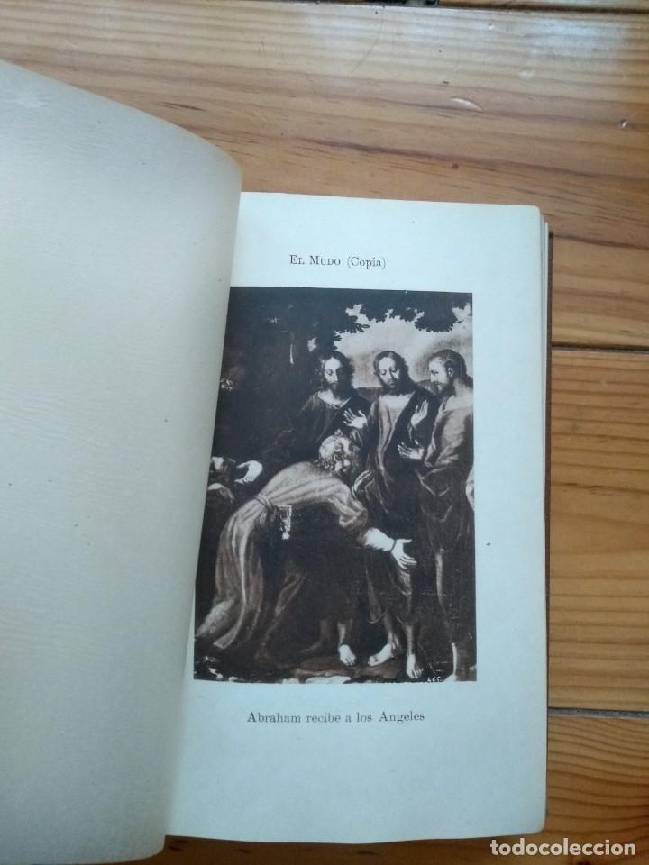 Libros antiguos: Zarco Cuevas, Julián - Pintores Españoles e Italianos en San Lorenzo el Real de El Escorial - Foto 9 - 184595195