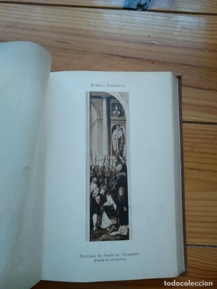 Libros antiguos: Zarco Cuevas, Julián - Pintores Españoles e Italianos en San Lorenzo el Real de El Escorial - Foto 16 - 184595195