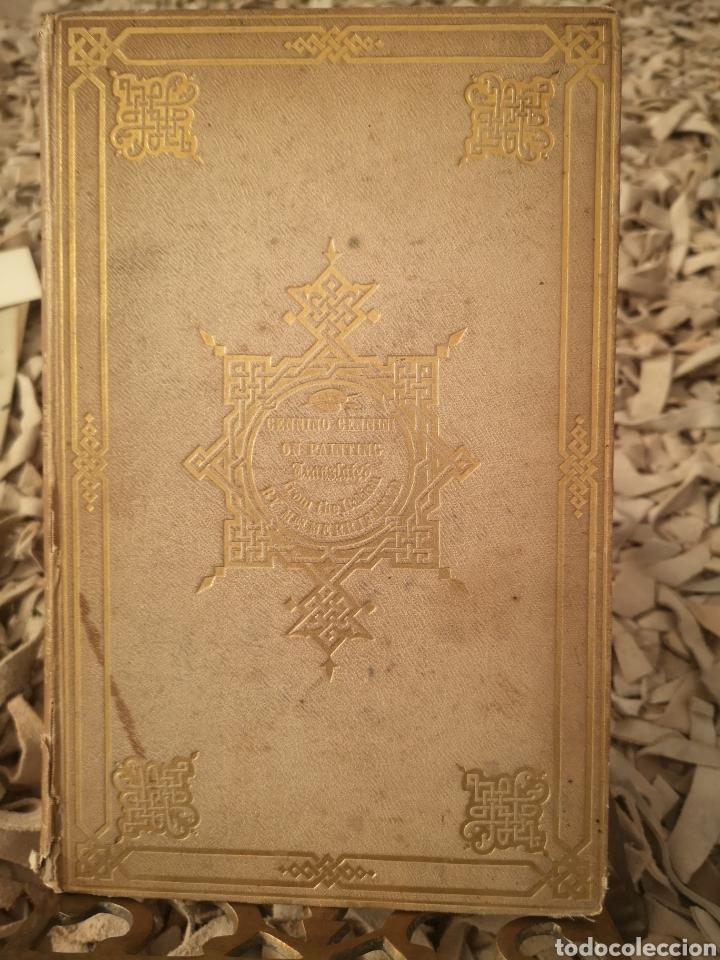 A TREATISE ON PAINTING BY CENNINO CENNINI MRS MERRIFIELD EDITORIAL:EDWARD LUMLEY, 1844 (Libros Antiguos, Raros y Curiosos - Bellas artes, ocio y coleccion - Pintura)