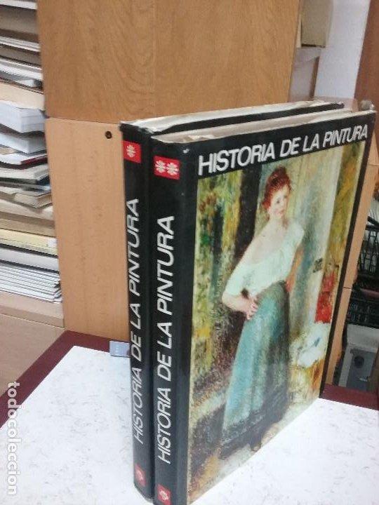 HISTORIA DE LA PINTURA 1 Y 2 (Libros Antiguos, Raros y Curiosos - Bellas artes, ocio y coleccion - Pintura)