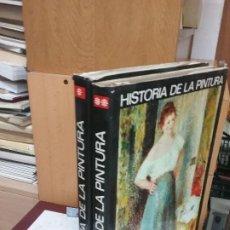 Libri antichi: HISTORIA DE LA PINTURA 1 Y 2. Lote 184880948