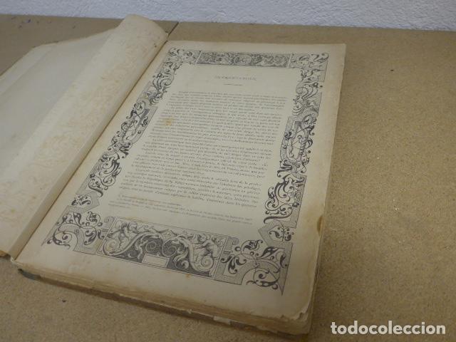 Libros antiguos: Antiguo gran libro lart pour tous, 1864, de arte, Francia. Original - Foto 15 - 186012636