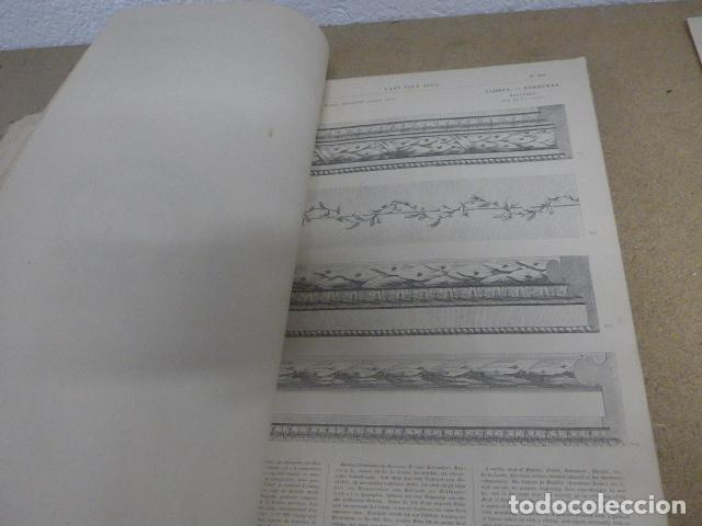 Libros antiguos: Antiguo gran libro lart pour tous, 1864, de arte, Francia. Original - Foto 17 - 186012636