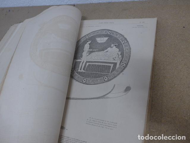 Libros antiguos: Antiguo gran libro lart pour tous, 1864, de arte, Francia. Original - Foto 21 - 186012636