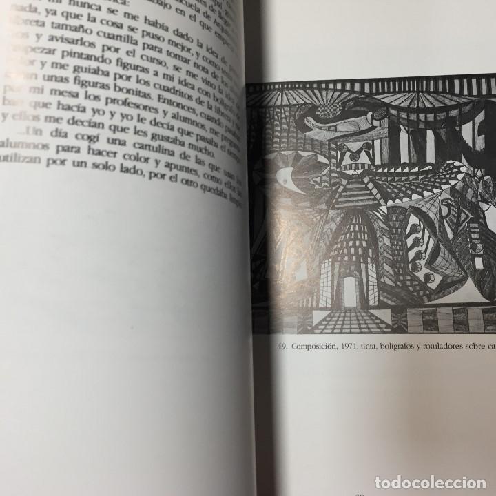 Libros antiguos: PINTURA NAIF ESPAÑOLA COLECCION VALLEJO-NAGERA MADRID BANCO BILBAO 1984 FIRMADO DEDICADO - Foto 5 - 189343108