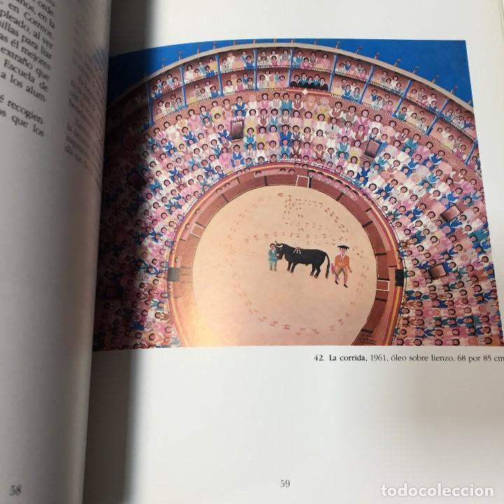 Libros antiguos: PINTURA NAIF ESPAÑOLA COLECCION VALLEJO-NAGERA MADRID BANCO BILBAO 1984 FIRMADO DEDICADO - Foto 9 - 189343108
