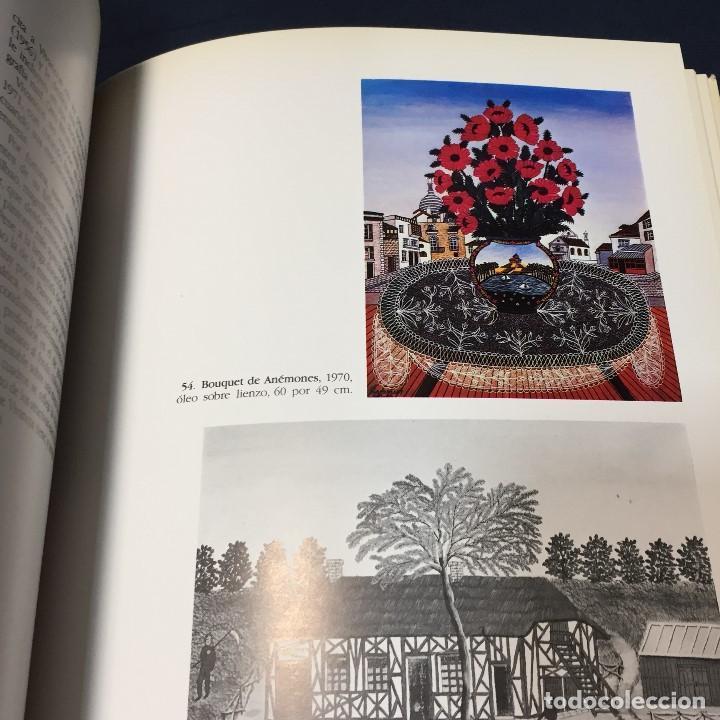 Libros antiguos: PINTURA NAIF ESPAÑOLA COLECCION VALLEJO-NAGERA MADRID BANCO BILBAO 1984 FIRMADO DEDICADO - Foto 11 - 189343108